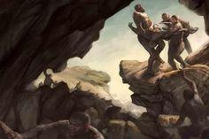 Homo naledi, de recent gevonden mensachtige, heeft geleid tot een nieuwe vloedgolf aan vragen over de herkomst van onze soort. En hoe kwamen die 1550 botten terecht in een afgelegen grot?