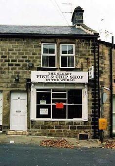 Shop based in Yeadon, near Leeds