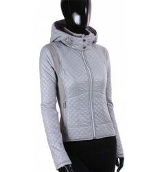 Printemps 2014 • Manteau matelassé très mode par BCBG / Spring 2014 • Quilted novelty jacket by BCBG