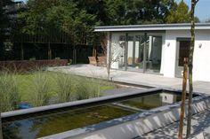 Tuinideeën van Tuinregie. Outdoor Decor, Home Decor, Interior Design, Home Interior Design, Home Decoration, Decoration Home, Interior Decorating