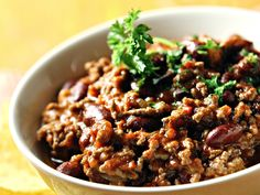 Grains, Soup, Rice, Beef, Vegetables, Recipes, Chili Con Carne, Meat, Vegetable Recipes