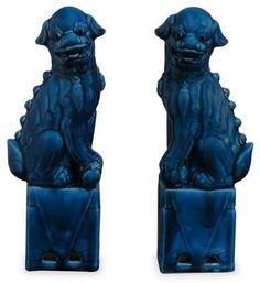Blue - Foo Dogs