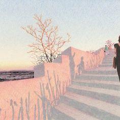 Impressionistic Scenes by Lee Kyutae – SOCKS