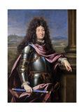 Louis XIV King of France (1638-171) Mignard
