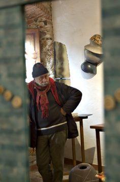 Gian Lorenzo....in inverno....