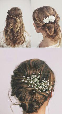 Classic Bridal Hair Styles