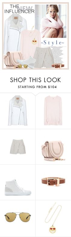 """""""Cruise 2015♥♥♥"""" by marthalux ❤ liked on Polyvore featuring Victoria's Secret, McQ by Alexander McQueen, J Brand, TIBI, Chloé, MICHAEL Michael Kors, Marc by Marc Jacobs, Prada, Alison Lou and StreetStyle"""