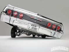 Chevrolet lowrider 64 Side to Side..