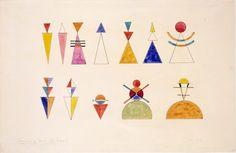 Opere ed aforismi di Vassily Kandinsky