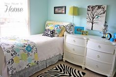 New House to Home: Tween Girl's Bedroom (HoH140)
