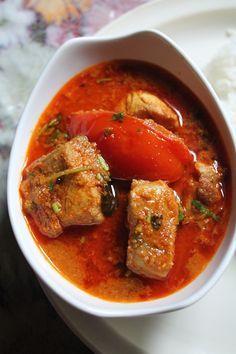 Chettinad Fish Curry Recipe / Chettinad Meen Kuzhambu Recipe