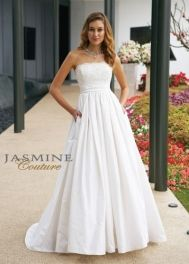 Jasmine Couture Temple Ready Wedding Dresses - Style T292Temple