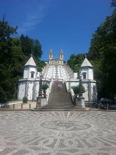 Bom Jesus do Monte, Braga, Portugal:) Foto de Jorge Creoulo