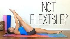 Stretches for the Inflexible! Complete Beginners Flexibility with Nico | Dance, Gymnastics, Splits - YouTube