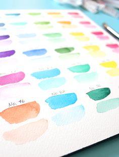 Creativebug Watercolors 7