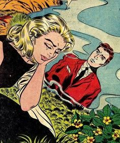 Retro Comic Art | Vintage Comic, Pop Art | Cartoons, Comics, Funny Stuff