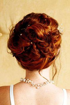 Verliebt in eine Brautfrisur