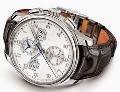 IWC Portuguese Perpetual Calendar Digital Date-Month - Юбилейные часы с вечным календарем | LuxuriousWatches.ru