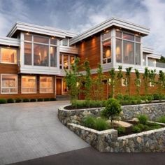 Hillcrest Residence in Canada by Victoria Design Group.