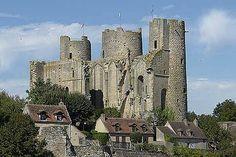 Burgen und Schlösser der Auvergne