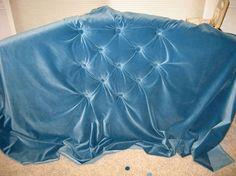 Neste tutorial iremos ensinar como fazer uma cabeceira de cama. Ideal para dar uma nova cara para o seu quarto sem gastar muito.