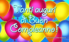 Tanti Auguri di Buon Compleanno! Antonella