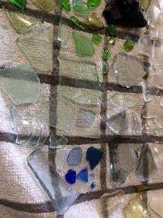 Blues, aquas, shades of green 💙💚