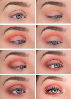 22 Best Beauty Tips for 2017 -Fresh Summer Eyeshadow Tutorial using Makeup Geek . , 22 Best Beauty Tips for 2017 -Fresh Summer Eyeshadow Tutorial using Makeup Geek -The Best Ever Skincare and Makeup Tips for all different faces -Aweso. Makeup Goals, Makeup Inspo, Makeup Inspiration, Makeup Tips, Beauty Makeup, Makeup Ideas, Makeup Tutorials, Eyeshadow Tutorials, Makeup Products