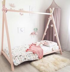 O formato cabana que agrada os pequenos