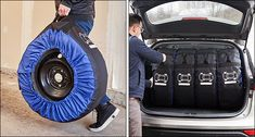 Tire Bags - Gardening Lee Valley, Cabinet Makers, Wood Turning, Woodworking Tools, Declutter, Bag Storage, Baby Car Seats, Upholstery, Gardening