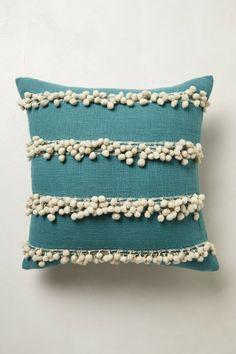 Tassel Trace Pillow | Anthropologie