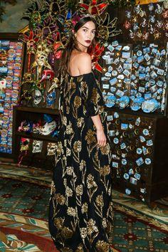 BEST DRESSED 26.4.2016... 2. WHO: Lily Aldridge WHAT: Rochas WHERE: Save Venice Un Ballo in Maschera 2016 WHEN: April 15, 2016