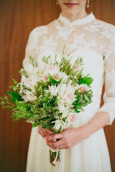 lush + wild bouquet