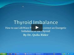 """This is """"How to Re-balance the Thyroid using Lifewave Patches!"""" by Darla Mendoza on Vimeo, the home for high quality videos and the people who love them. Acupuncture Points Chart, Thyroid Imbalance, Mendoza, Health And Wellness, Acting, Patches, Videos, People, Life"""