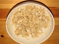 Omena - KauraPaistos Hummus, Oatmeal, Breakfast, Ethnic Recipes, Food, The Oatmeal, Morning Coffee, Rolled Oats, Essen