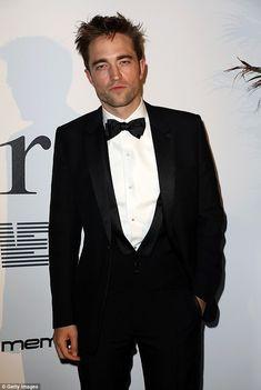 'Career high':Robert Pattinson has been tipped for Oscar success after his new film Good ...
