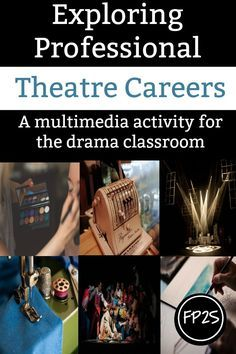 In this activity, students will explore the world of professional theatre in a variety of capacities through this fun, engaging, thoughtful, and multimedia activity. Drama Activities, Leadership Activities, Drama Games, Group Activities, Drama Teacher, Drama Class, Drama Drama, Drama Education, Physical Education