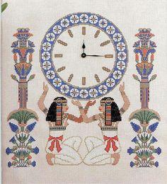Horloge égyptien
