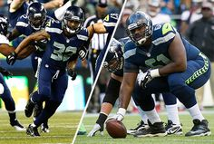 Jeron Johnson, Lemuel Jeanpierre signed to one-year extensions Seahawks Team, Seattle Seahawks, 12th Man, National Football League, First Year, Thing 1 Thing 2, Super Bowl, Superbowl Champs, Nfl