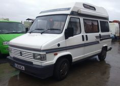Campers and motorhome restoration and repair. Talbot Express specialist.