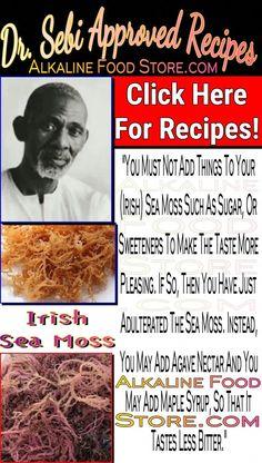 Liver Cleanse Detox Irish Sea Moss Recipe (From Dr. Full Body Cleanse Detox, Detox Your Liver, Detox Diet Plan, Detox Your Body, Cleanse Diet, Liver Cleanse, Health Cleanse, Stomach Cleanse, Juice Cleanse