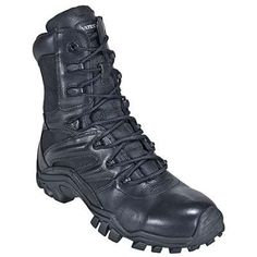 Bates boots men s 8 inch side zip military combat boots 2348 65982 in Men Military Boots
