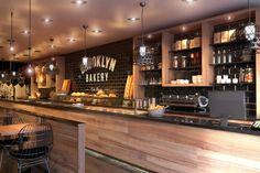 Bakery Concept | Interior visualisations via ronenbekerman