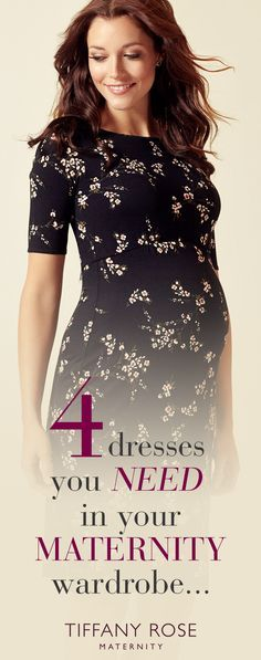 4 Maternity Dress Essentials - Tiffany Rose Maternity Blog 6c722bf133c