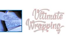 Swedish car wrapping company logo.