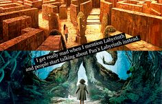 THIS. Pan's Labyrinth is an excellent movie; I highly recommend it; but I NEVER want to see it again.