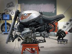 Cafe Racer Dreams || Arrasiva!! // Badass!! >> #BMW #R1100R CRD#39