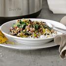Try the Hoppin' John with Gluten-Free Skillet Corn Bread Recipe on williams-sonoma.com/