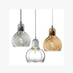 lamp buis on sale at reasonable prices, buy Brief Personalized Big bulb Pendant light Small Glass Pendant Light Pendant Light Bulb Bar lighting from mobile site on Aliexpress Now! Ceiling Lamp, Bulb Pendant Light, Ceiling Lights, Bulb, Glass Pendant Lamp, Lamp Light, Lights, Modern Pendant Light, Pendant Light