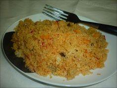 Hoje para jantar ...: Couscous de Legumes